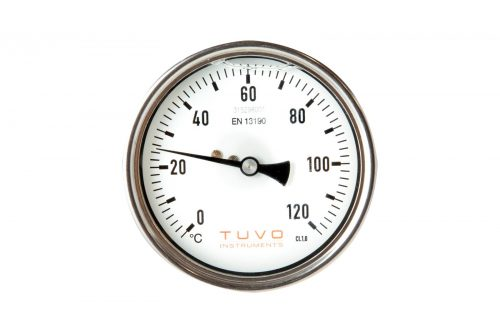 TUVO Instruments GAA-100 Gas actuated thermometer