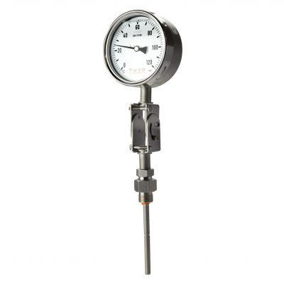 TUVO_Instruments_GAE-100_Gas_actuated_thermometer