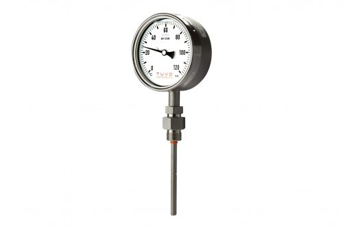 TUVO_Instruments_GAO-100_Gas_actuated_thermometer
