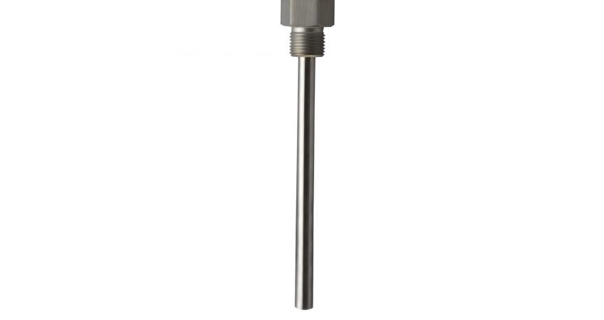 TUVO_Instruments_TW-1_Thermowell_Threaded_Stainless_Steel